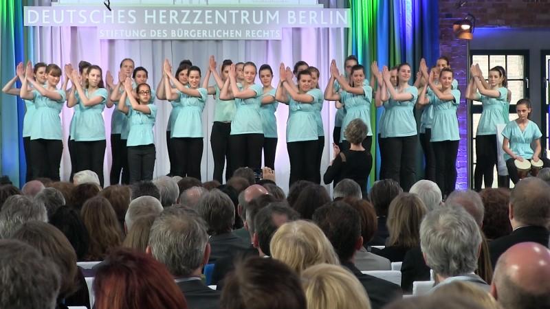 Berliner Mädchenchor (Konzertchor): Deutsches Herzzentrum Berlin