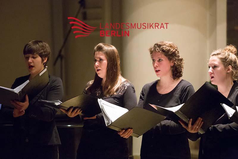 Berliner Chortreff 2017, Landeschorwettbewerb: Vokalconsort nimmt teil