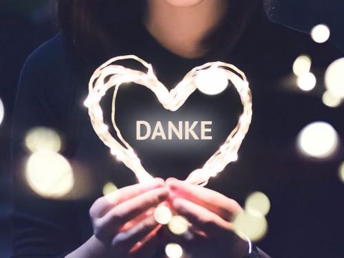 Spende an den Berliner Mädchenchor: Danke!