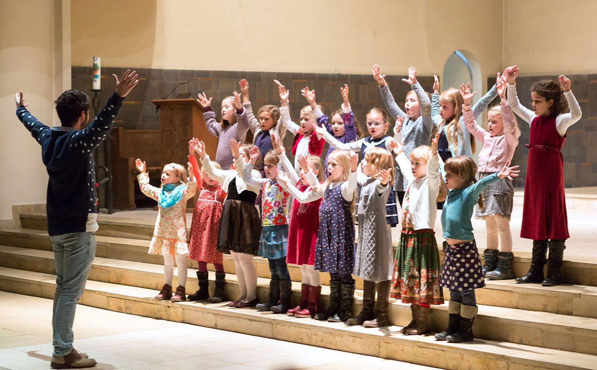 Berliner Mädchenchor (Vorchor): Weihnachtskonzert