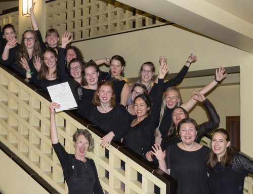 Vokalconsort wins state choir competition