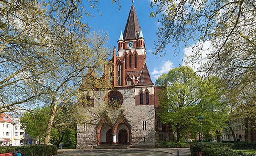 Oratorium Jerusalem in Dreifaltigkeitskirche | Foto: Klaus Böse / Ev. Kirchenkreis Steglitz