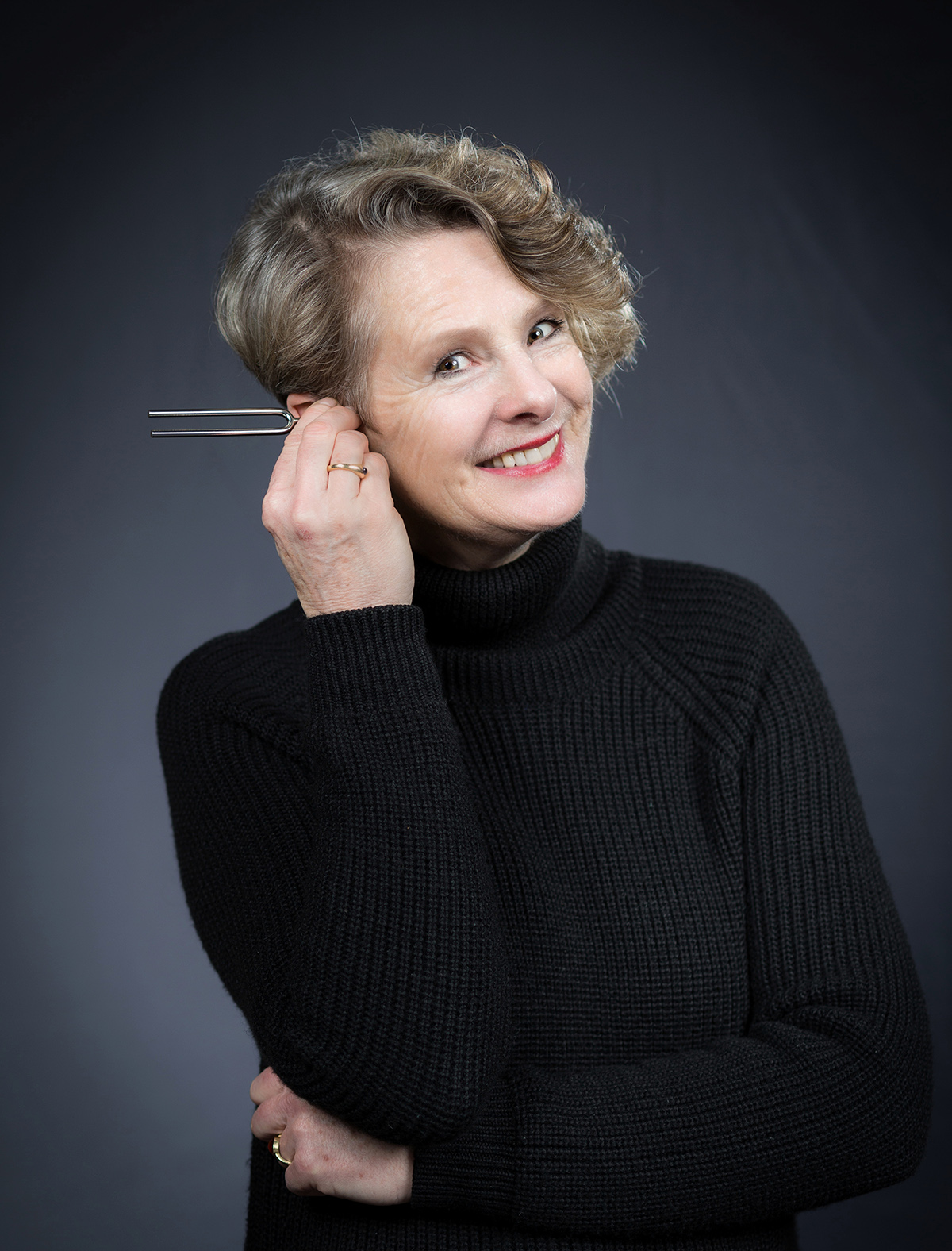 Sabine Wüsthoff, Artistic Director, Chief Conductor | Berlin Girls Choir