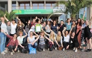 Vokalconsort des Berliner Mädchenchores beim Deutschen Chorwettbewerb in Freiburg: 2. Preis
