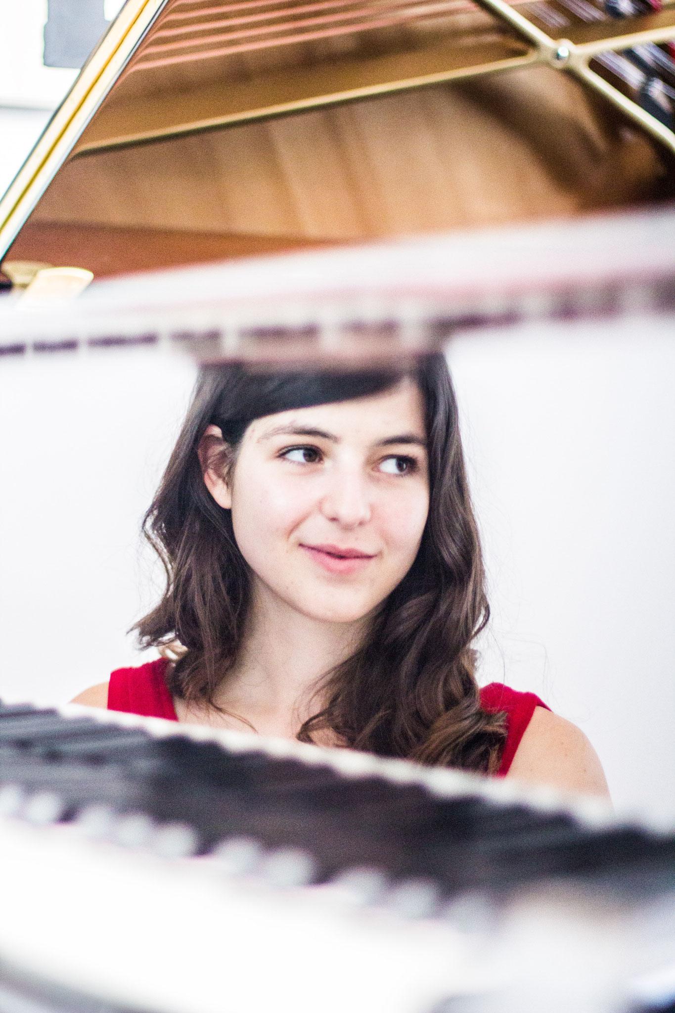 Imke Lichtwark, Pianistin