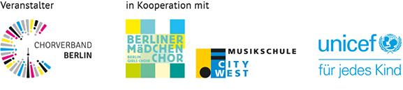 """""""Ganz Chor für Mädchenrechte"""": Benefizkonzert Veranstalter und Kooperationspartner"""