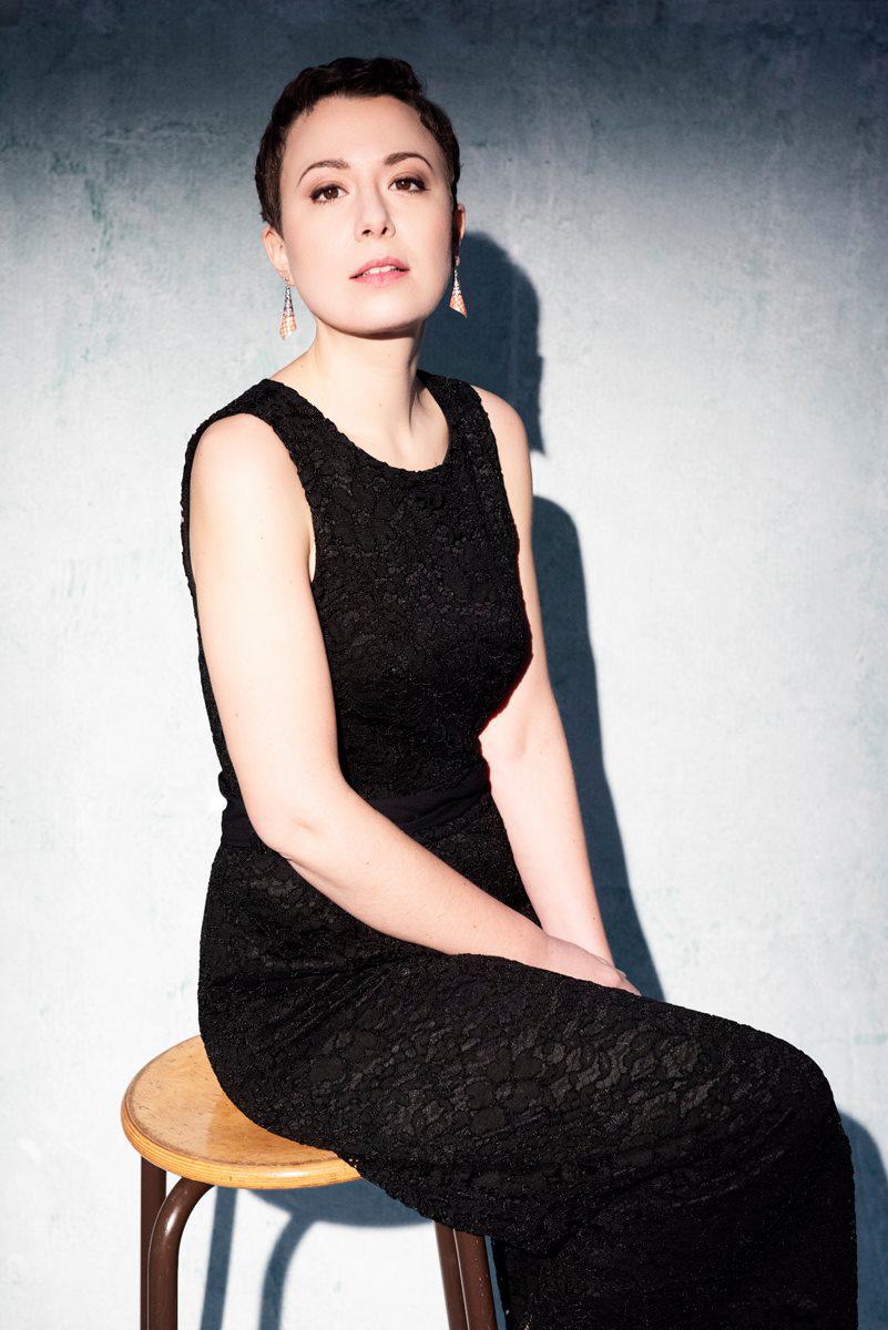 Justine Eckhaut, Pianistin