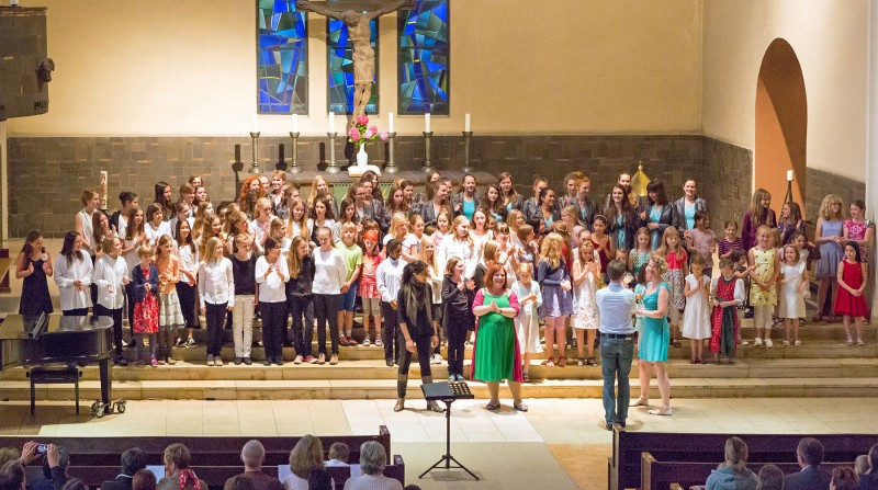 Berliner Mädchenchor: Sommerkonzert aller Chöre